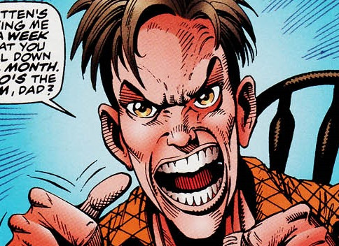 Jimmy Mulligan (Earth-616) from Spider-Man Unlimited Vol 1 10 0001.jpg