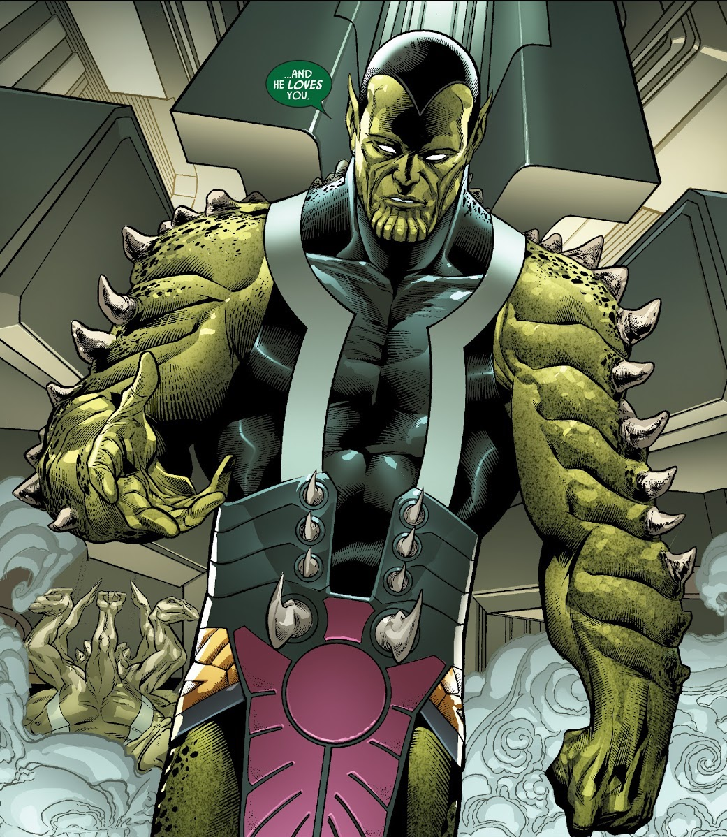 Kly'bn (Earth-616)