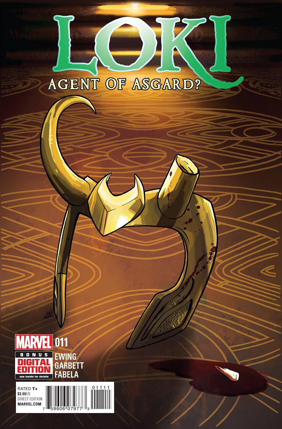 Loki: Agent of Asgard Vol 1 11