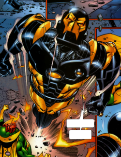 Mainframe (Earth-982) from Last Planet Standing Vol 1 4 001.png
