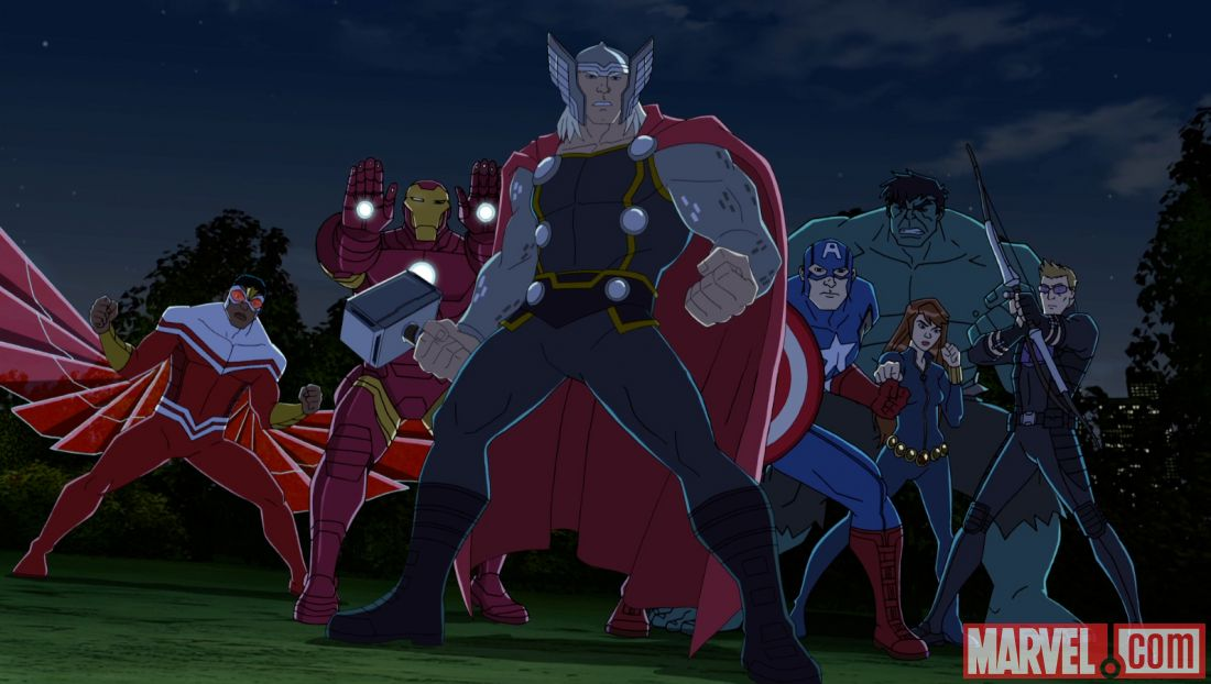 Marvel's Avengers Assemble Season 1 26