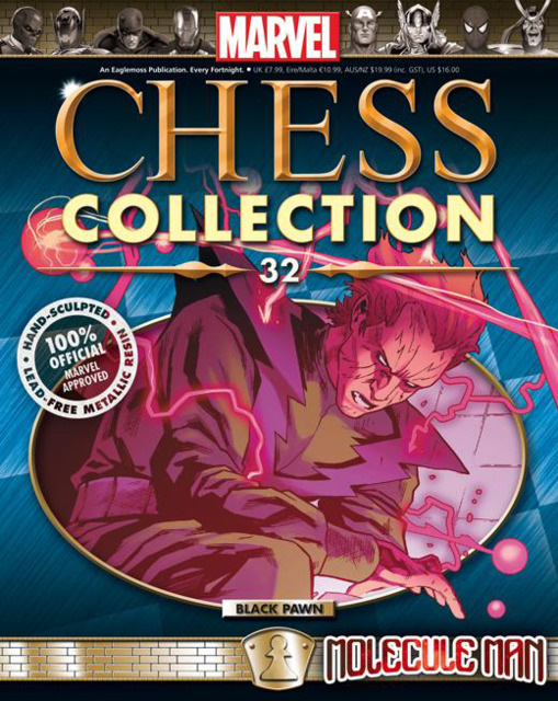 Marvel Chess Collection Vol 1 32