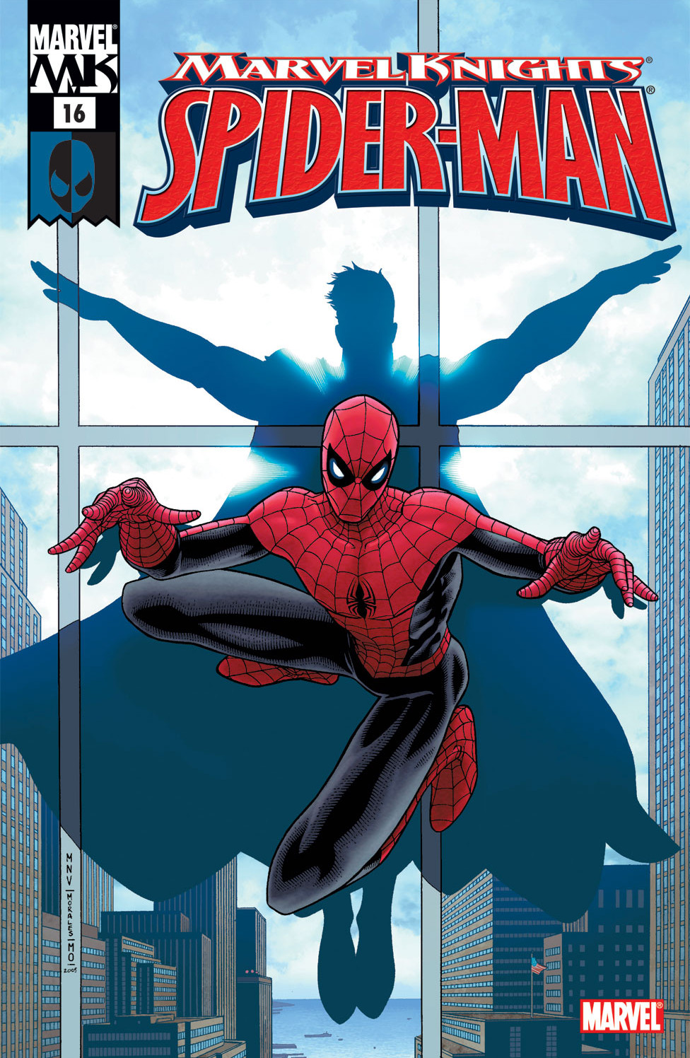 Marvel Knights: Spider-Man Vol 1 16