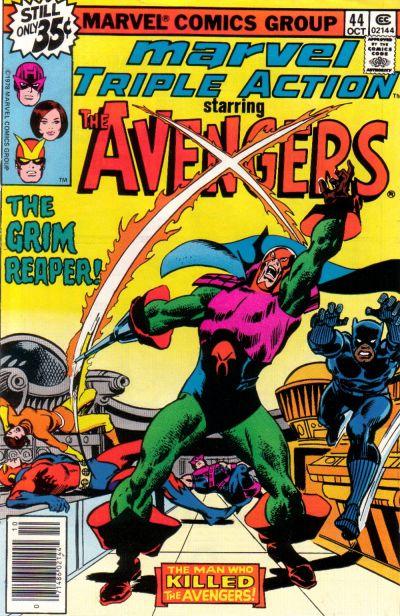 Marvel Triple Action Vol 1 44