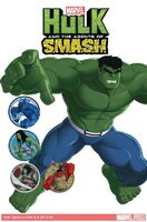 Marvel Universe Hulk and the Agents of S.M.A.S.H. Vol 1 3 Solicit