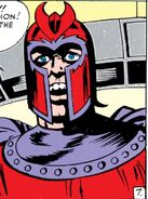 Max Eisenhardt (Earth-616) from X-Men Vol 1 5 001