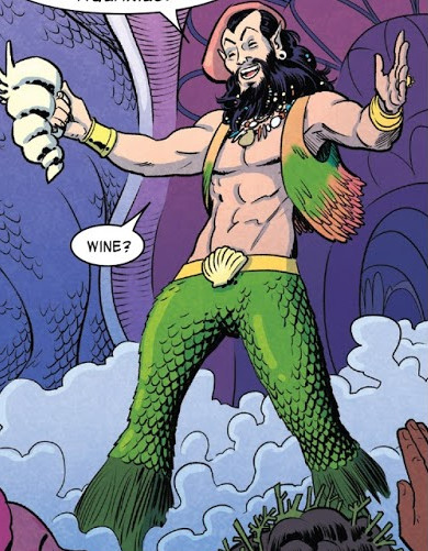 Namor McKenzie (Earth-71853)