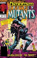 New Mutants Vol 1 73