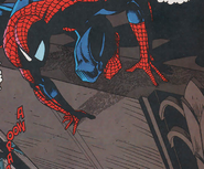 Peter Parker (Earth-616) and Rockefeller Center from Web of Spider-Man Annual Vol 1 9 0001