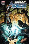 Savage Avengers Vol 1 10