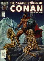 Savage Sword of Conan Vol 1 100