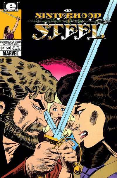 Sisterhood of Steel Vol 1 6