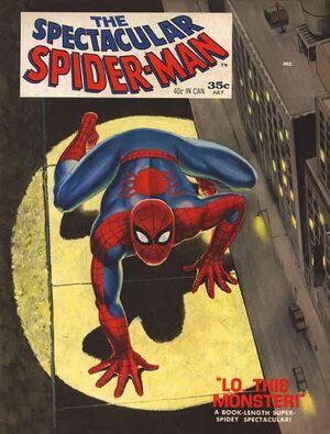 Spectacular Spider-Man Magazine Vol 1 1.jpg