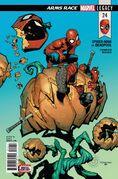 Spider-Man Deadpool Vol 1 24