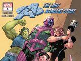 The Last Avengers Story: Marvel Tales Vol 1 1