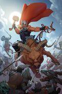 Thor God of Thunder Vol 1 14 Textless