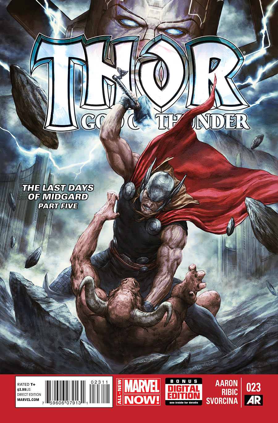 Thor: God of Thunder Vol 1 23