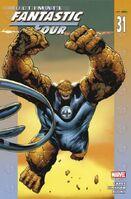 Ultimate Fantastic Four (ES) Vol 1 31
