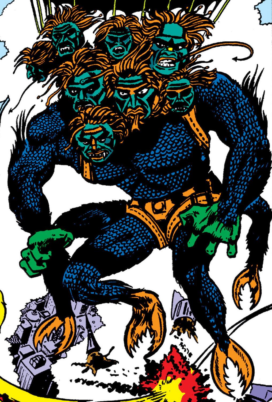Un-Human (Earth-616)