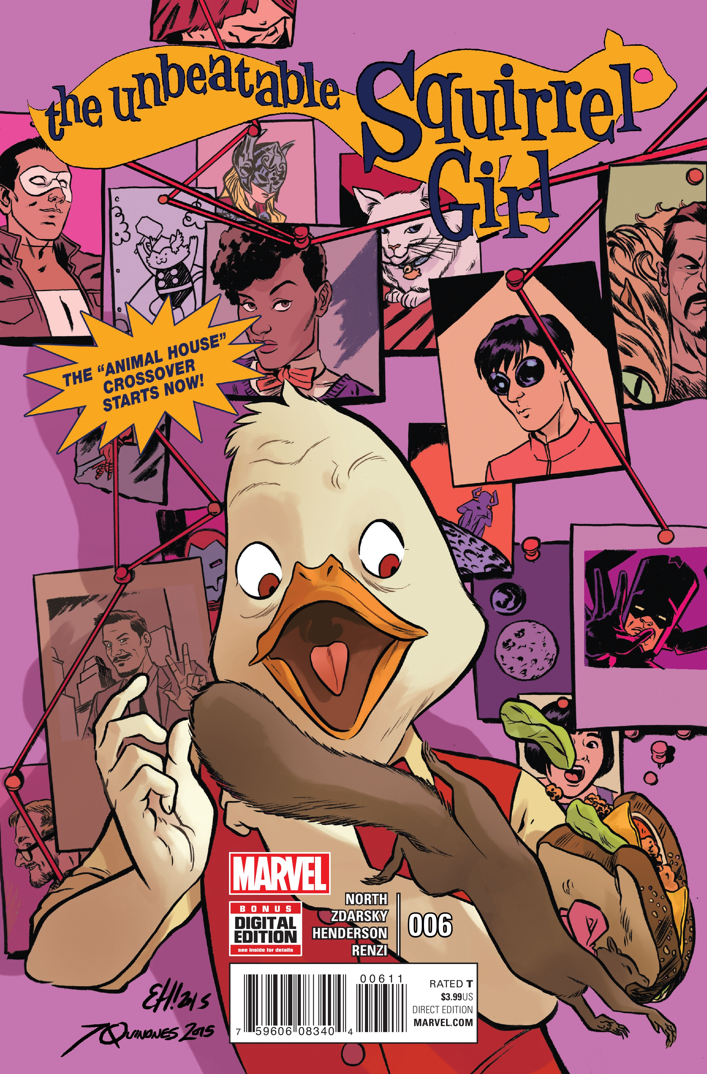 Unbeatable Squirrel Girl Vol 2 6