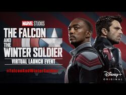 Virtual Launch Event - Marvel Studios' The Falcon and The Winter Soldier - Disney+