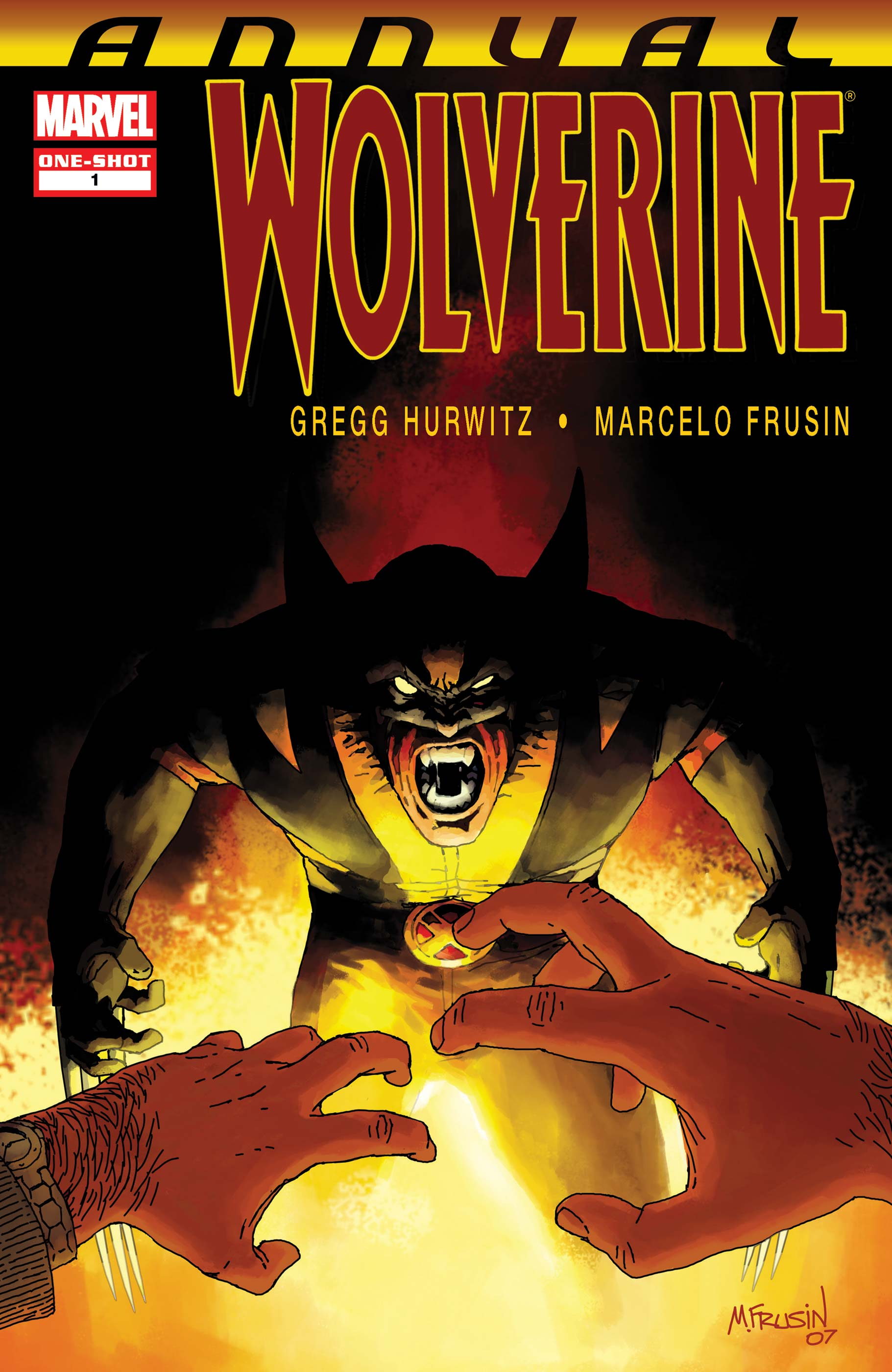 Wolverine Annual Vol 2