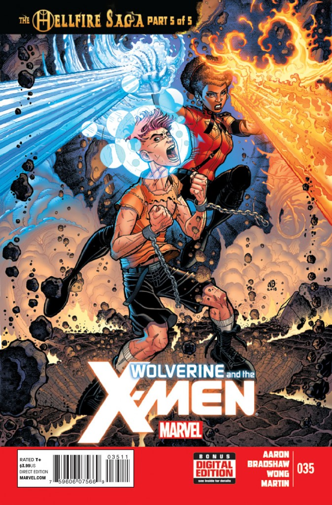 Wolverine and the X-Men Vol 1 35