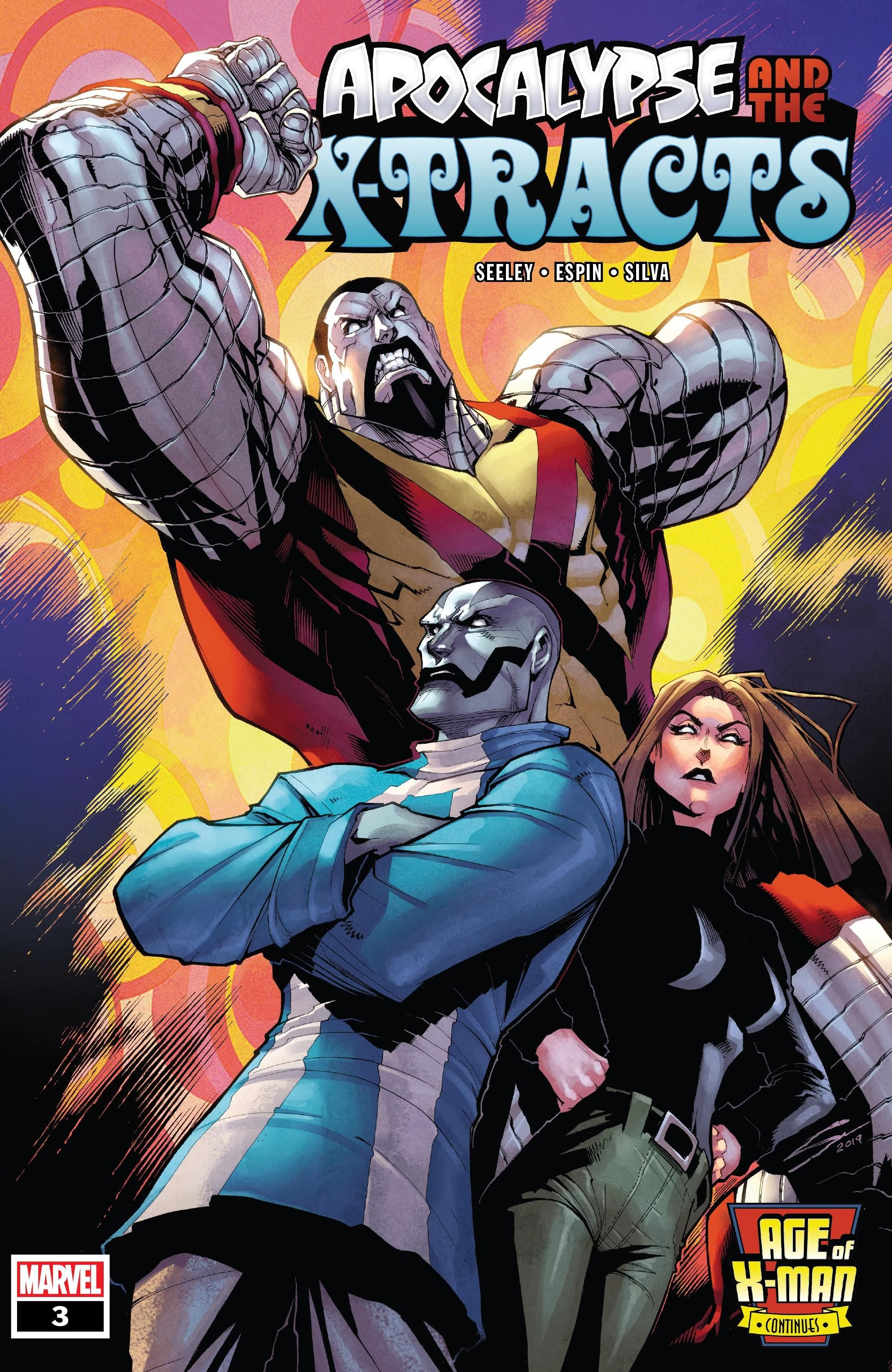 Age of X-Man: Apocalypse & the X-Tracts Vol 1 3