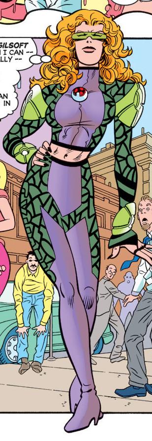 Angela Bradford (Earth-616)