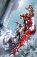 Avengers Annual Vol 3 1 Textless