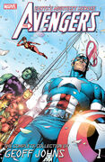 Avengers The Complete Collection by Geoff Johns Vol 1 1