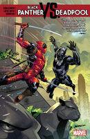 Black Panther vs. Deadpool TPB Vol 1 1
