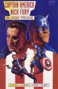 Captain America Nick Fury Blood Truce Vol 1 1