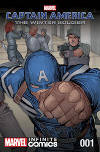 Captain America The Winter Soldier Infinite Comic Vol 1 1