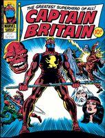 Captain Britain Vol 1 27