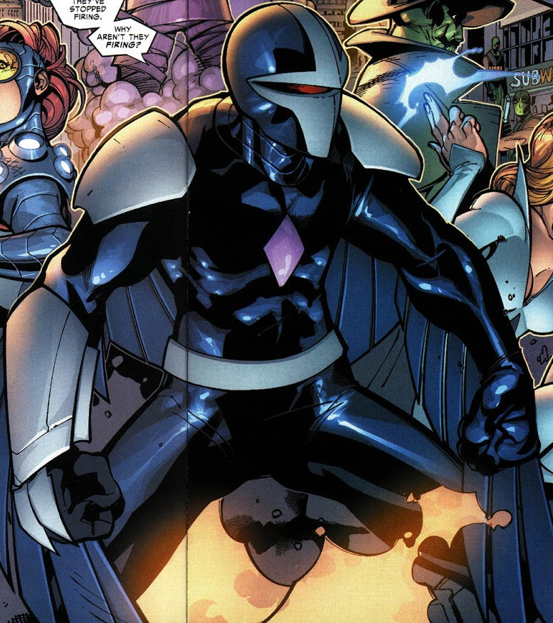Christopher Powell (Earth-6215)