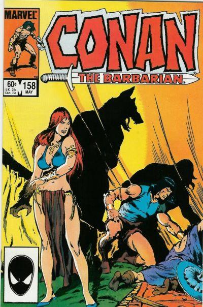 Conan the Barbarian Vol 1 158