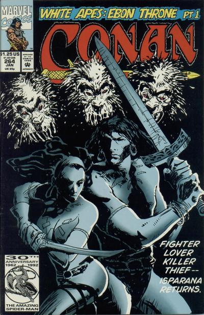 Conan the Barbarian Vol 1 264