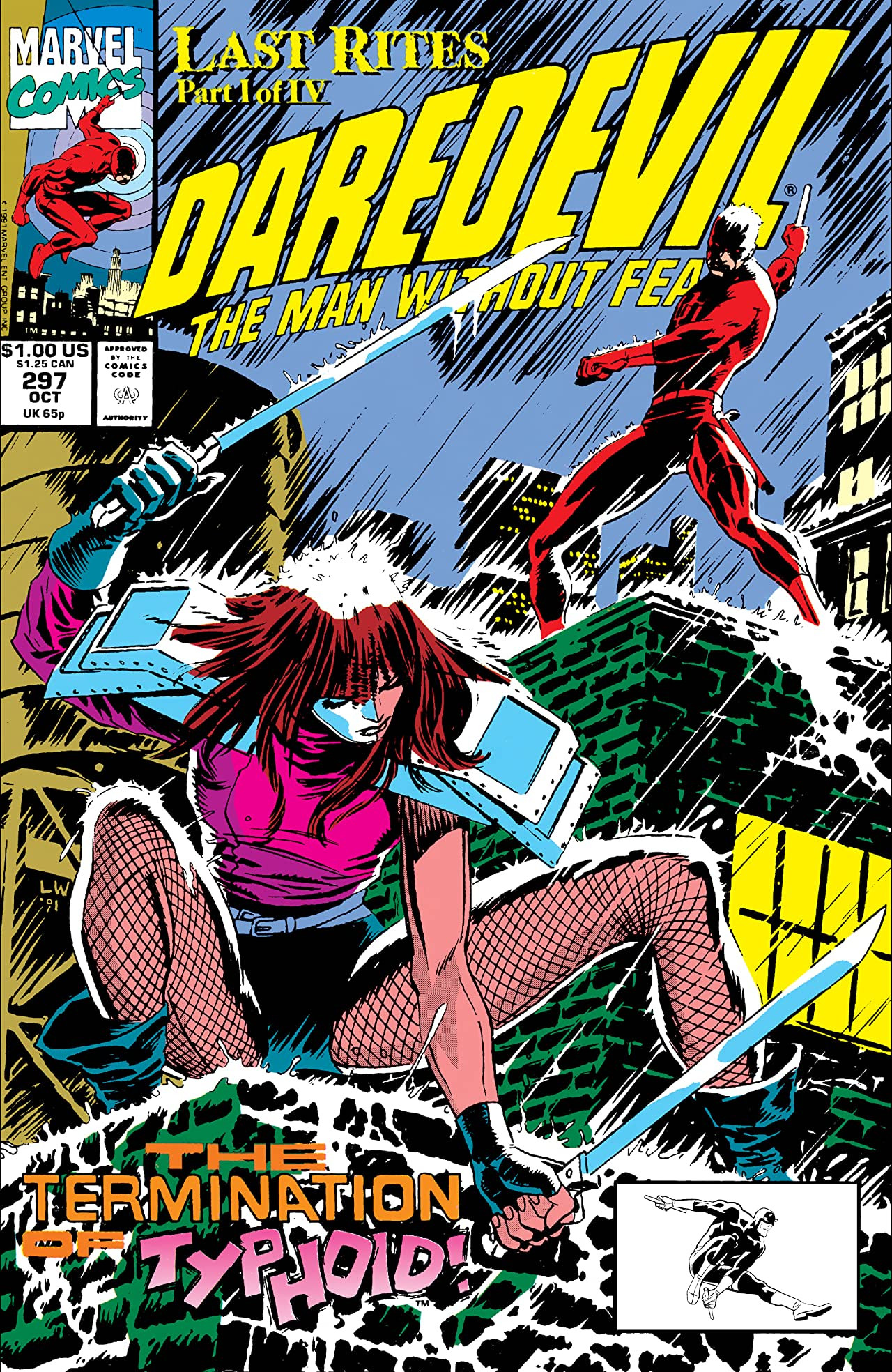 Daredevil Vol 1 297