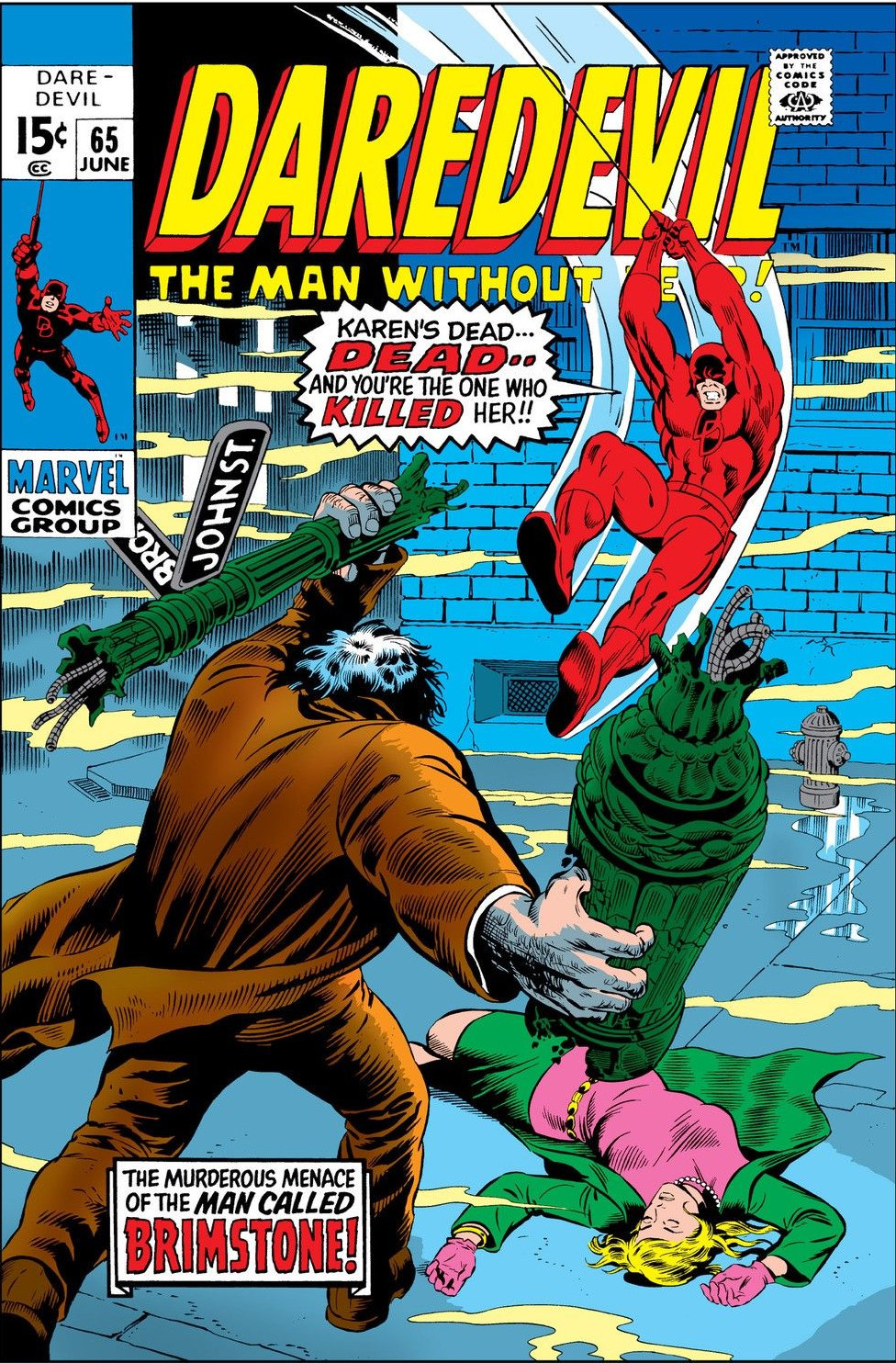 Daredevil Vol 1 65