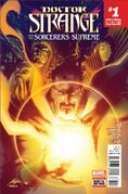 Doctor Strange and the Sorcerers Supreme Vol 1 1