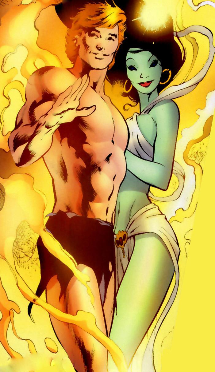 Adam Destine (Earth-616)
