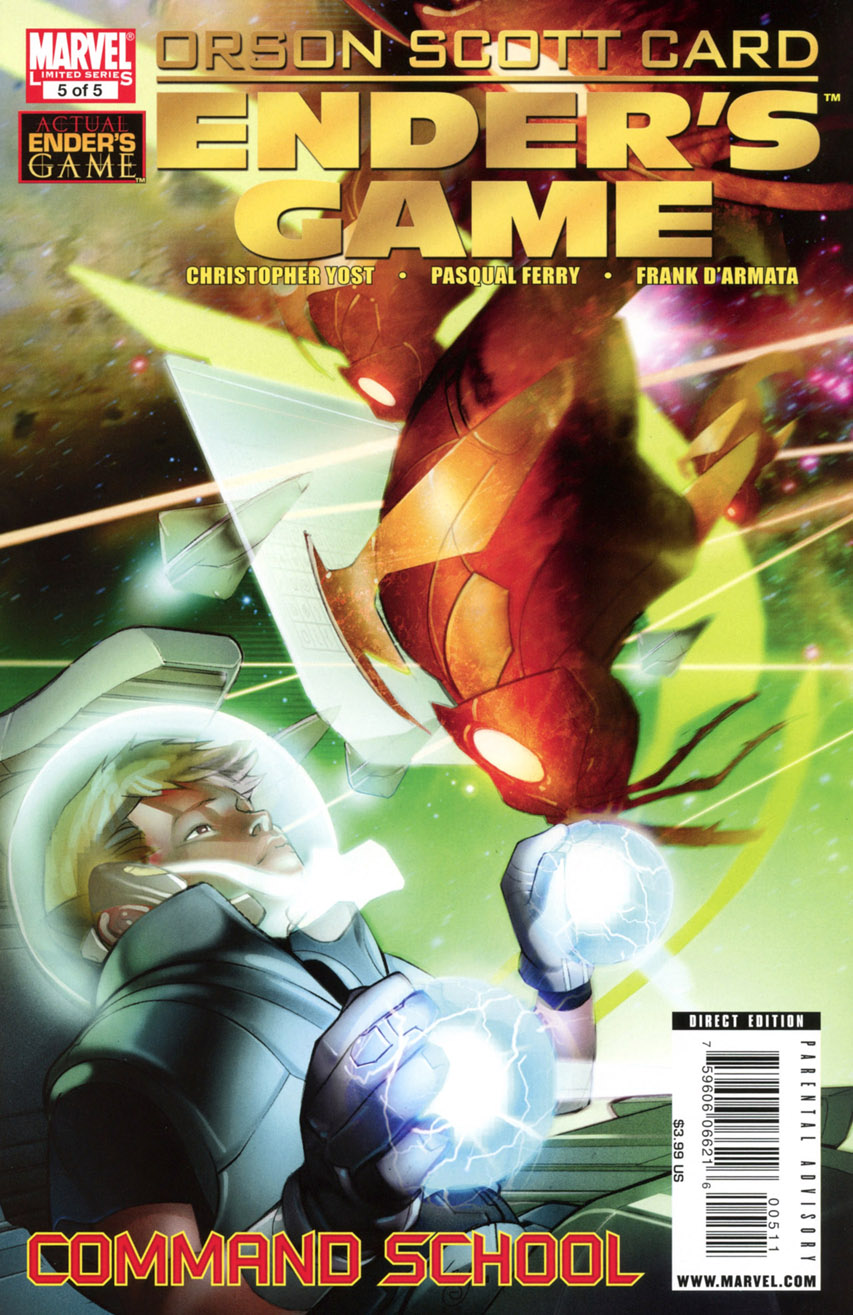 Ender's Game: Command School Vol 1 5