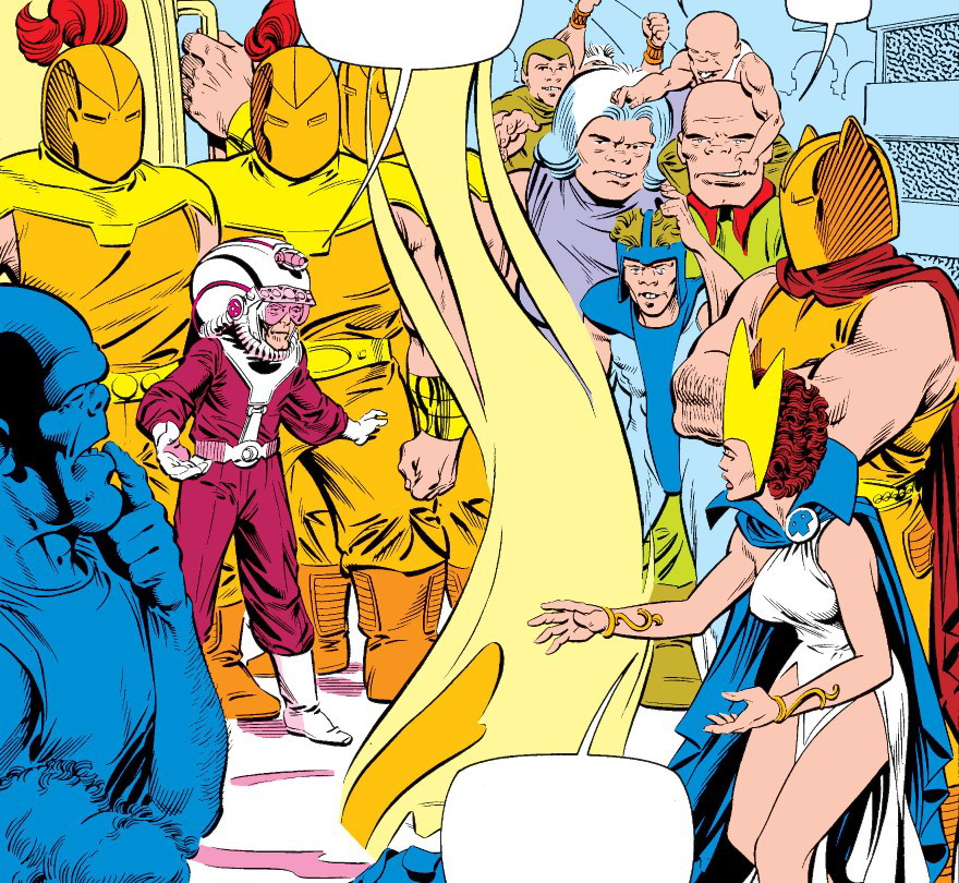 Exiles of Central City (Earth-616)