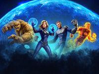 Fantastic Four (Earth-TRN670)