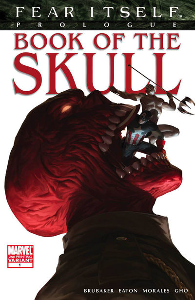 Fear Itself Book of the Skull Vol 1 1 Second Printing Variant.jpg