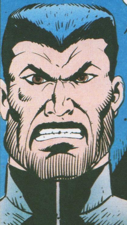 Fury (Kurran) (Earth-5555)