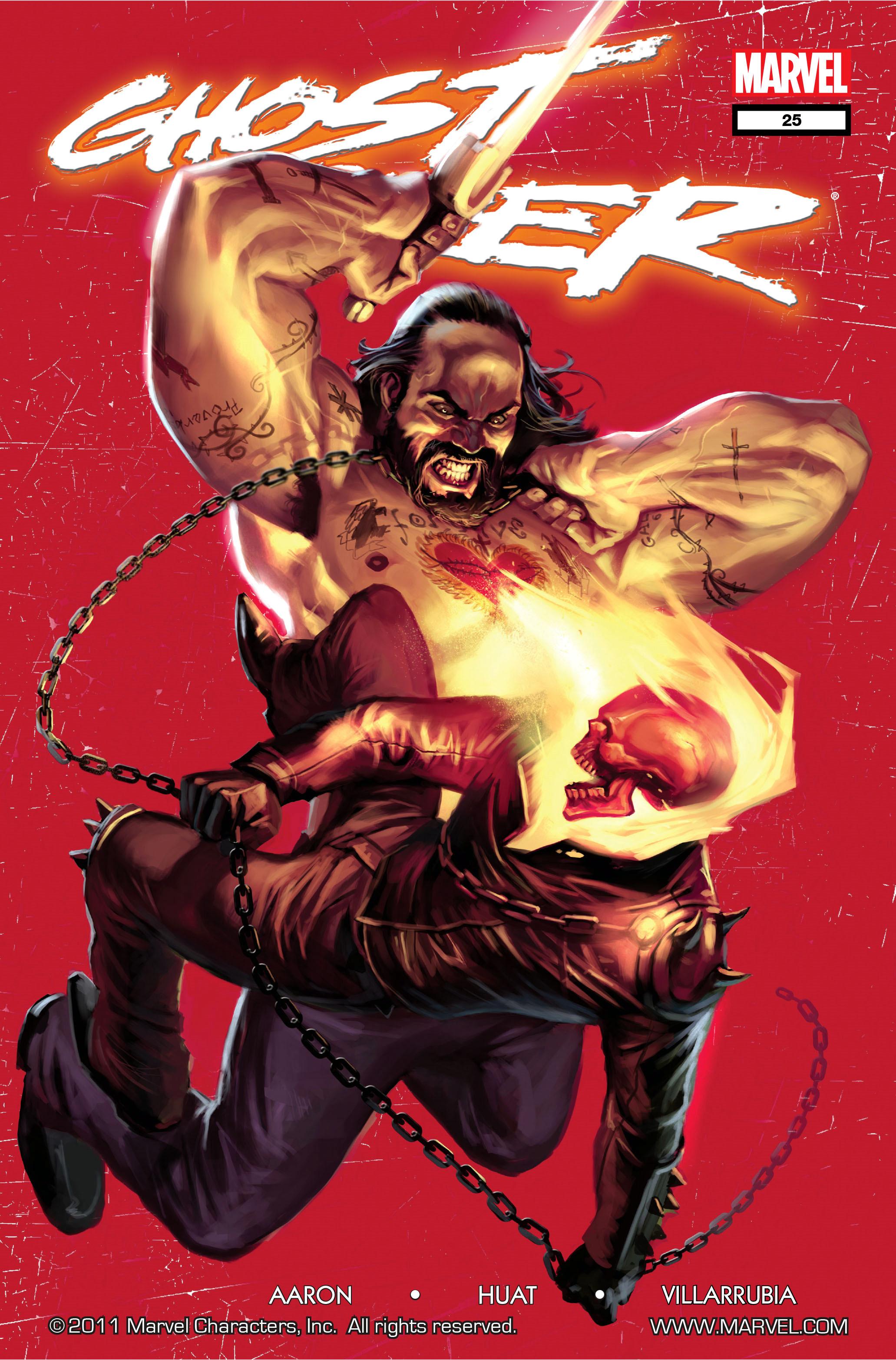Ghost Rider Vol 6 25