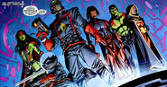 Guardians of the Galaxy (Earth-616) from Guardians of the Galaxy Vol 2 1