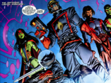 Guardians of the Galaxy (Earth-616)/Gallery